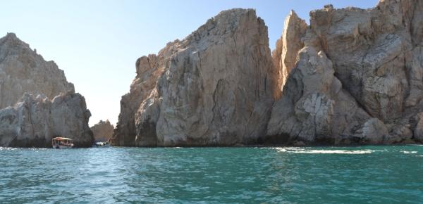 Cabo, the Rocky Shore